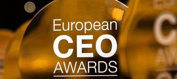 European CEO Awards 2018